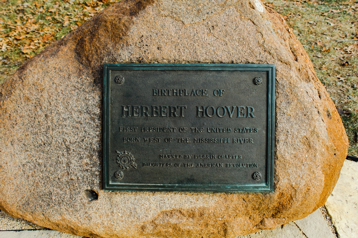 Herbert Hoover National Historic Site.