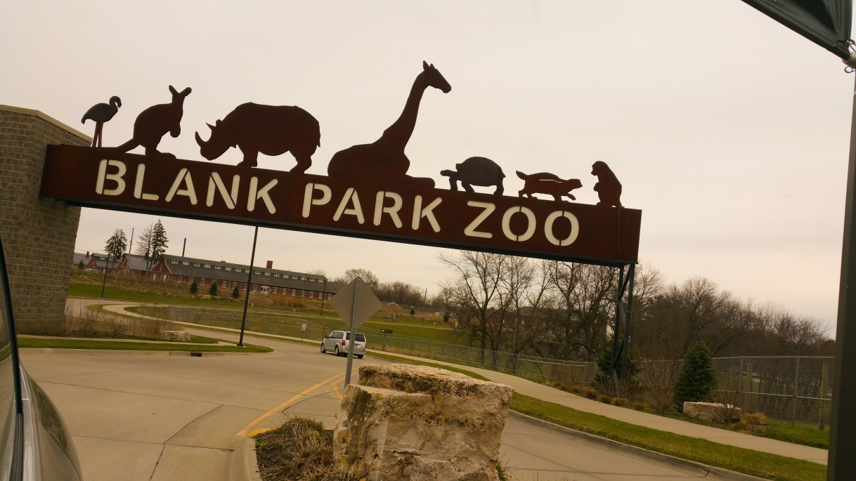 The Blank ParkZoo
