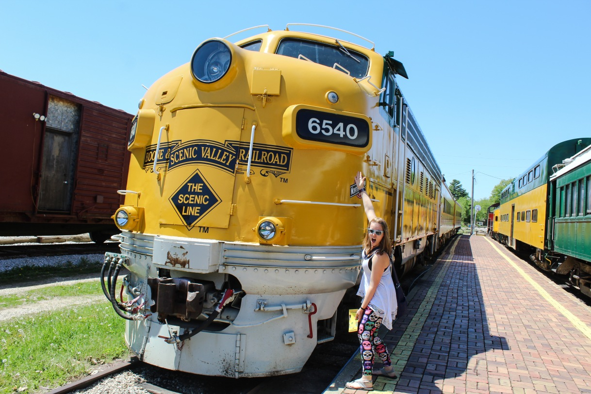 Boone & Scenic Valley Railroad.