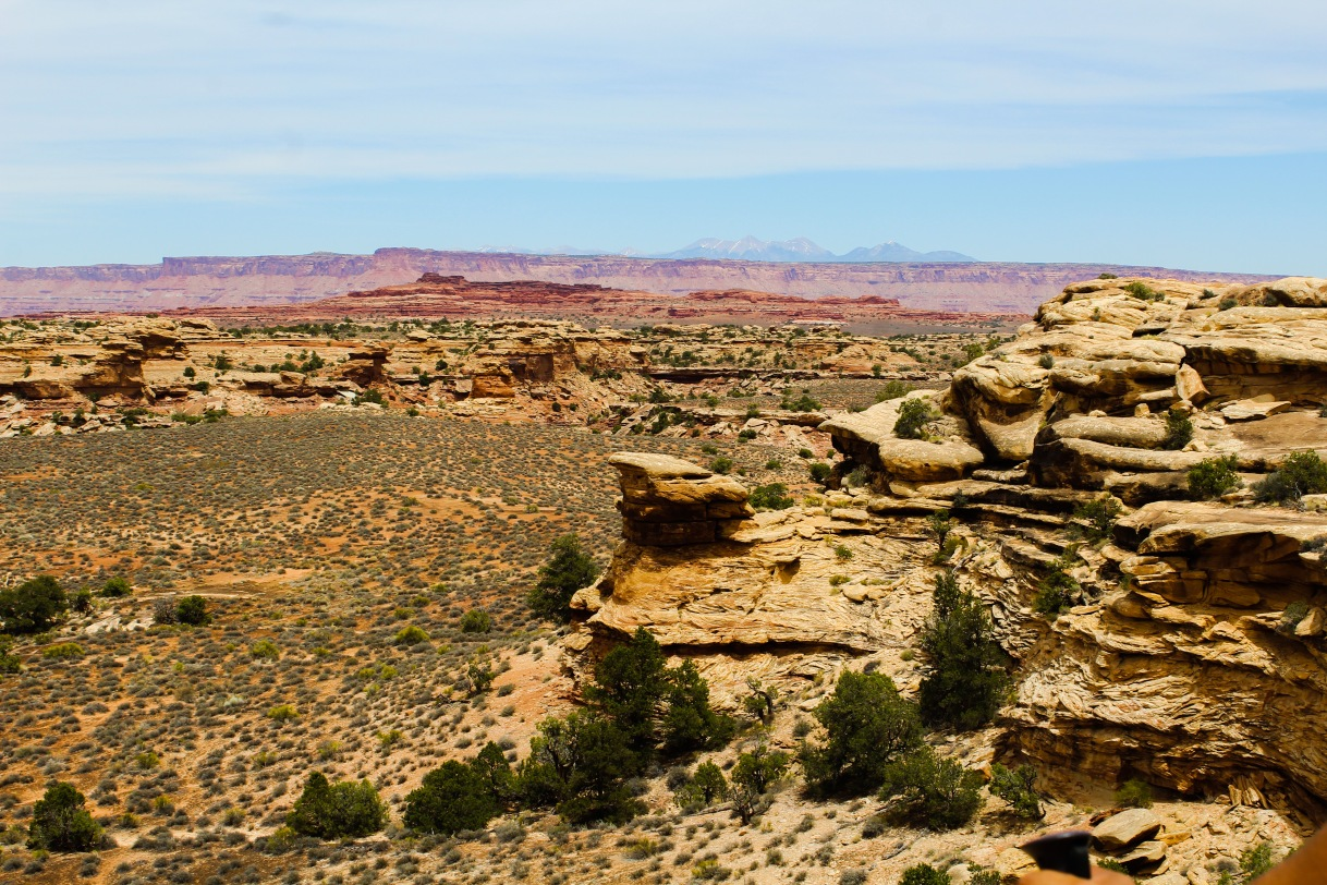 Canyonlands National Park and an unexpected goodbye.